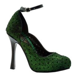 Women's Bettie Page Margo Green