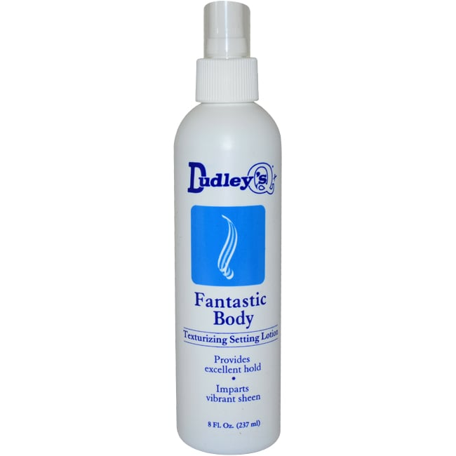 Fantastic Body Texturizing Setting Lotion by Dudley's for Unisex - 8 oz Detangler
