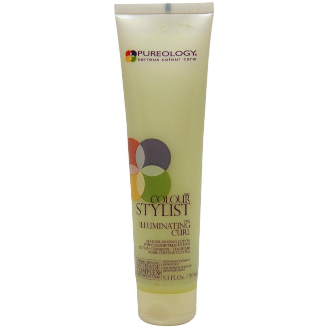 Pureology Colour Stylist 5.1-ounce Illuminating Curl Shaping Lotion