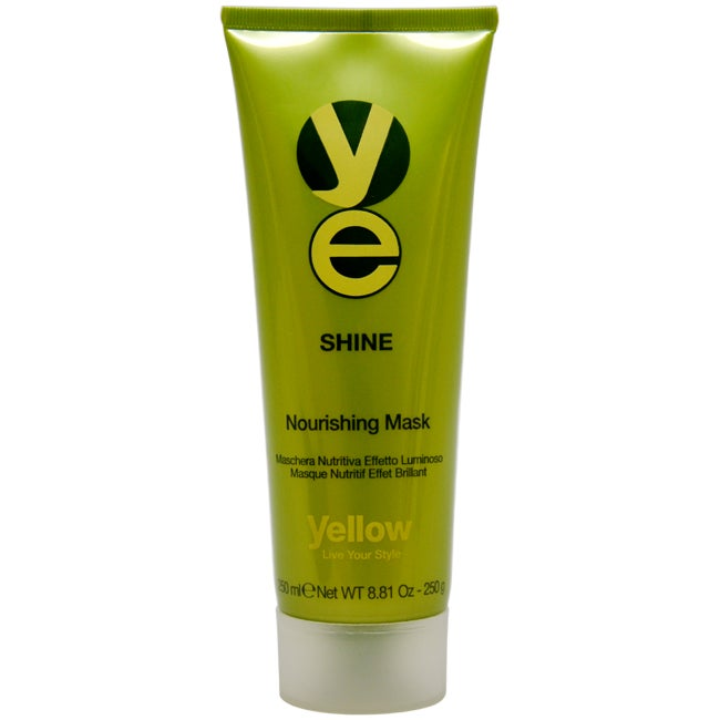 ALFAPARF Yellow Shine 8.81-ounce Nourishing Mask