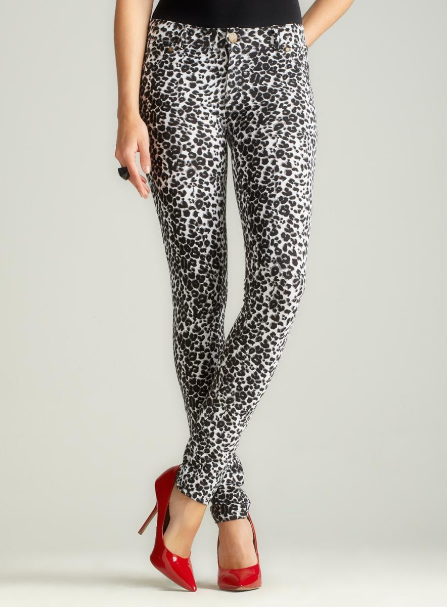 Like An Angel Cheetah Print Skinny Pant