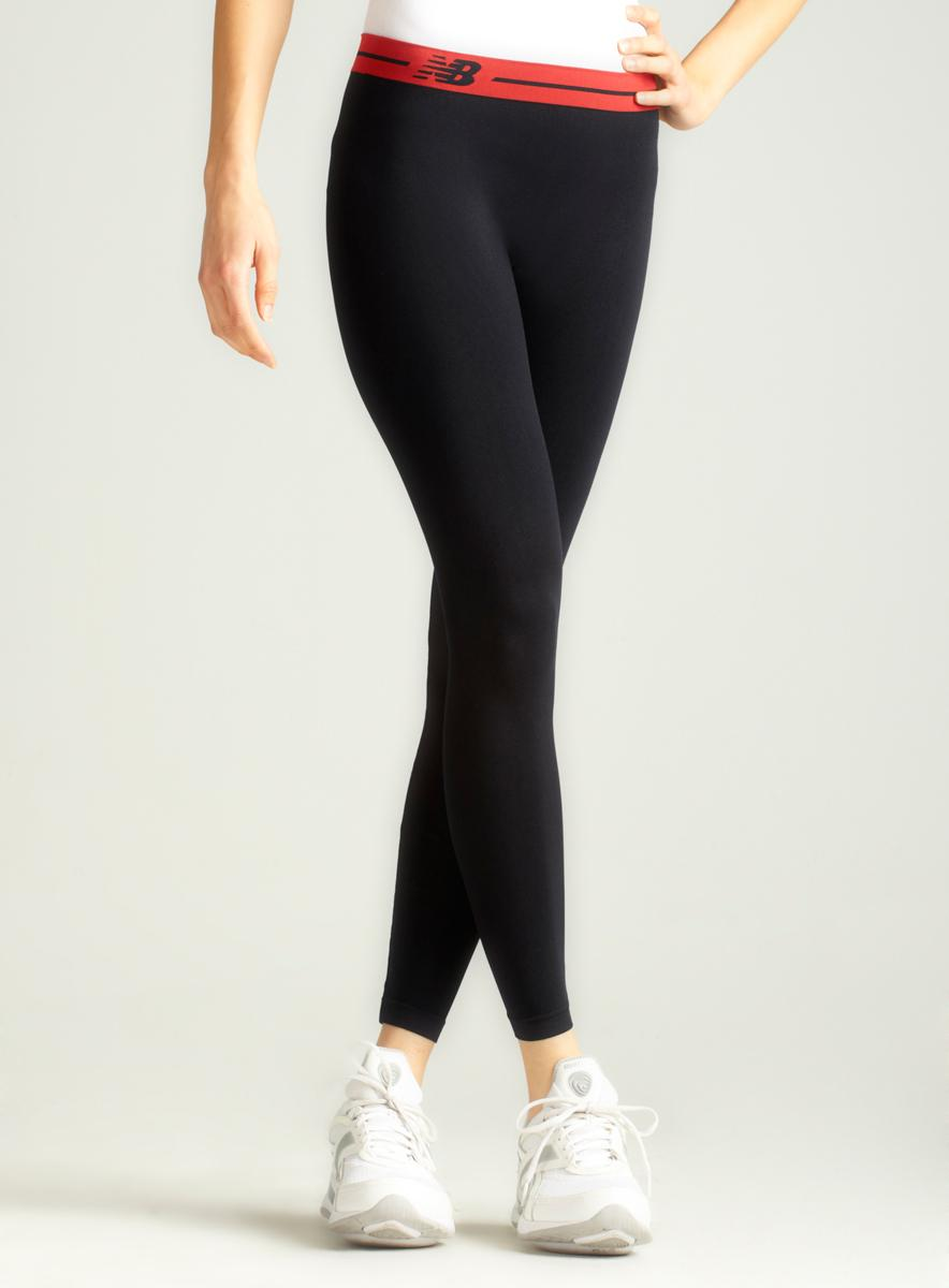 New Balance Performance Legging In Red