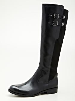 Tahari Ta Flat Hi Shaft Boot