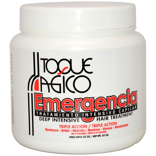 Toque Magico Emergencia Deep Intensive 32-ounce Treatment