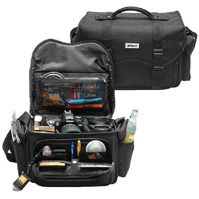 Nikon 5874 Digital SLR Camera System Case - Gadget Bag