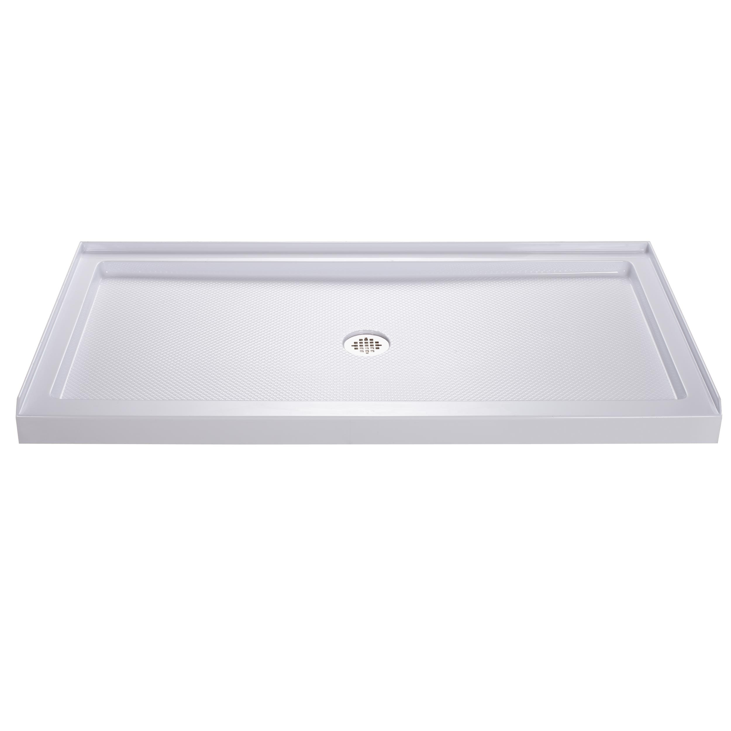 DreamLine 60x34 SlimLine Single Threshold Shower Base