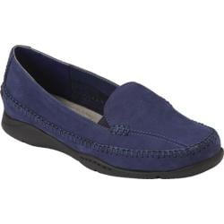 Women's Aerosoles Ivory Tree Dark Blue Combo