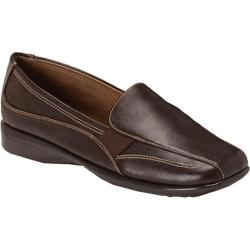 Women's Aerosoles Lyric Dark Brown PU
