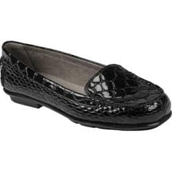 Women's Aerosoles Nu Day Black Croco Print