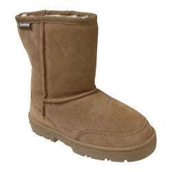 Children's Pawz by Bearpaw Laguna 8in Chestnut