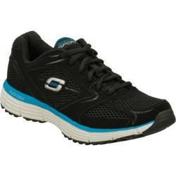 Men's Skechers Agility Black/Blue