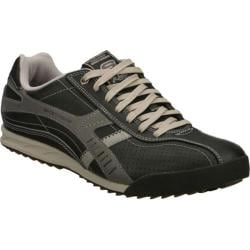 Men's Skechers Ascoli Piceno Black/Gray