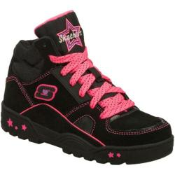 Girls' Skechers Beatsters Black/Pink