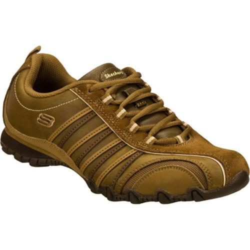 Women's Skechers Bikers Troopers Brown