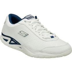 Men's Skechers GOwalk Elite White/Navy