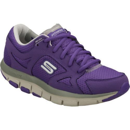 Women's Skechers Shape-ups Liv Fearless 2 Purple