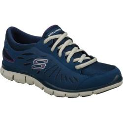 Women's Skechers Gratis Messengers Navy/Gray
