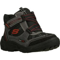 Boys' Skechers Kolar Becket Gray/Black