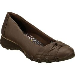Women's Skechers Sassies Knot Yet Brown