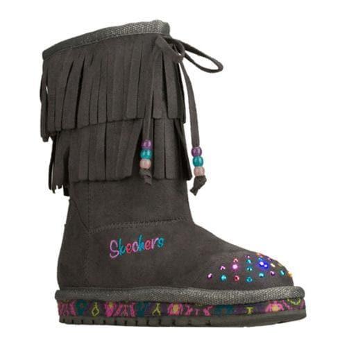 Girls' Skechers Twinkle Toes Keepsakes Dreamkeepers Gray/Multi