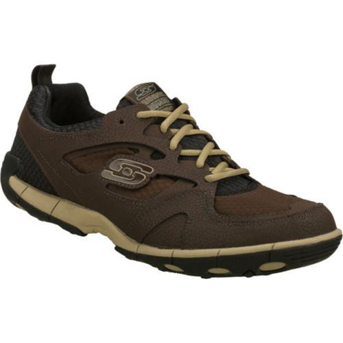 Men's Skechers Van Gogh Airstream Brown/Brown