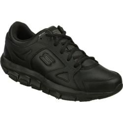 Men's Skechers Work Shape-ups LIV SR Black