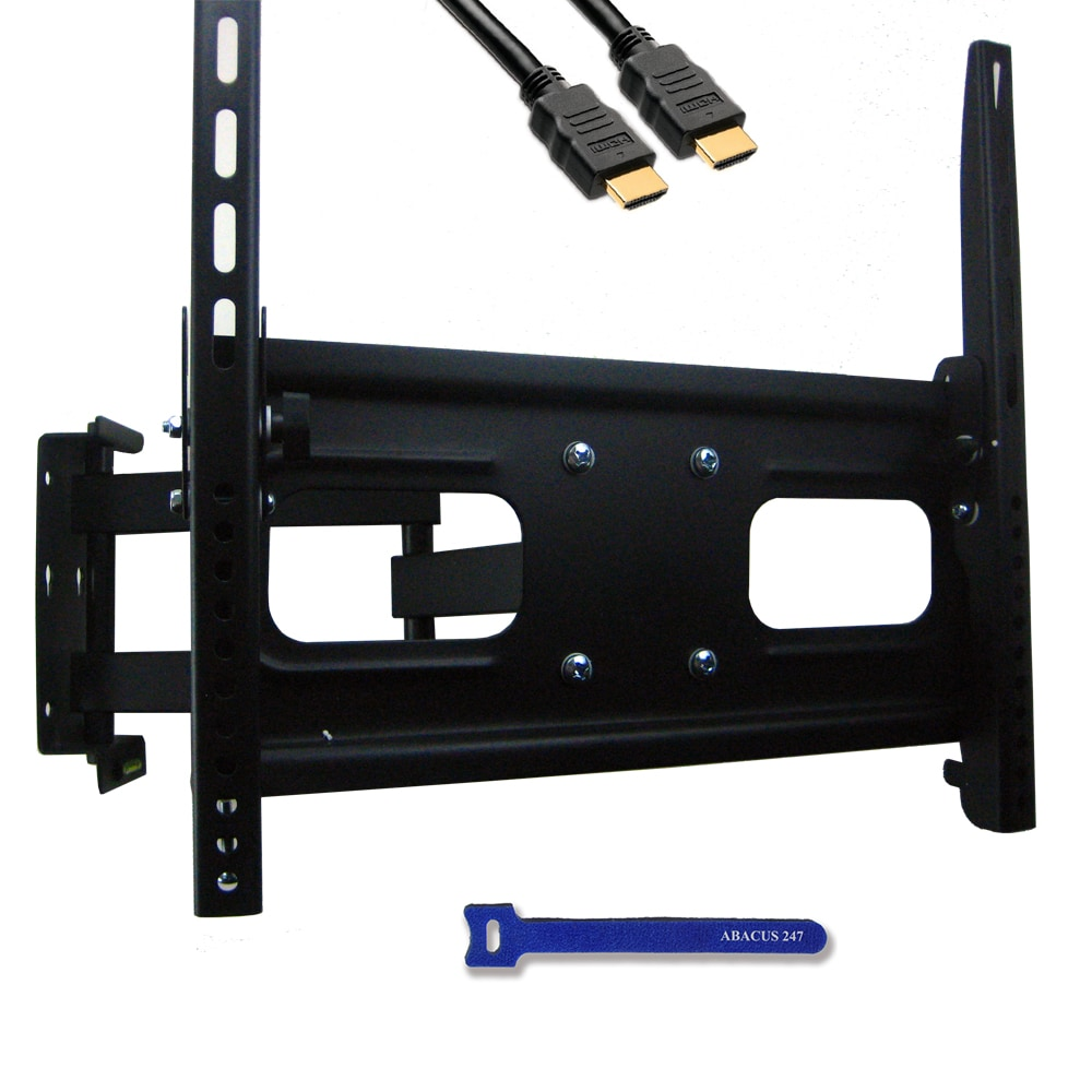 Tilt / Swivel Adjustable Arm Wall Mount for Sony Panasonic Samsung Vizio Philips LED LCD Plasma LG 32-42