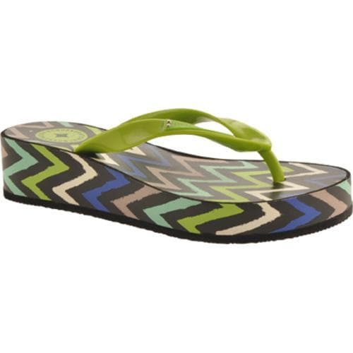 Women's BCBGeneration Fallons Lime Opaque Jelly