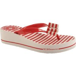 Women's BCBGeneration Fancie Red Opaque Jelly