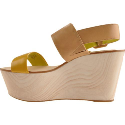 Women's BCBGeneration Kammie Lemonglow/Mojave Oracle Leather