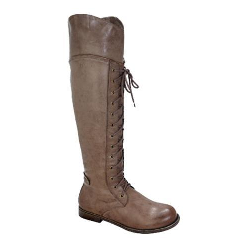 Women's L & C Cana-5 Taupe