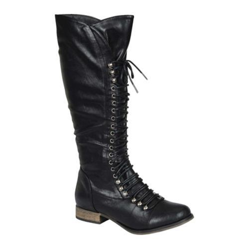 Women's L & C Georgia-85 Black