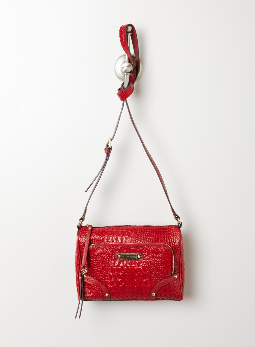 Franco Sarto Dixon Croco Crossbody