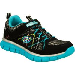 Girls' Skechers Sporty Shorty Synergy Aerials Black/Multi