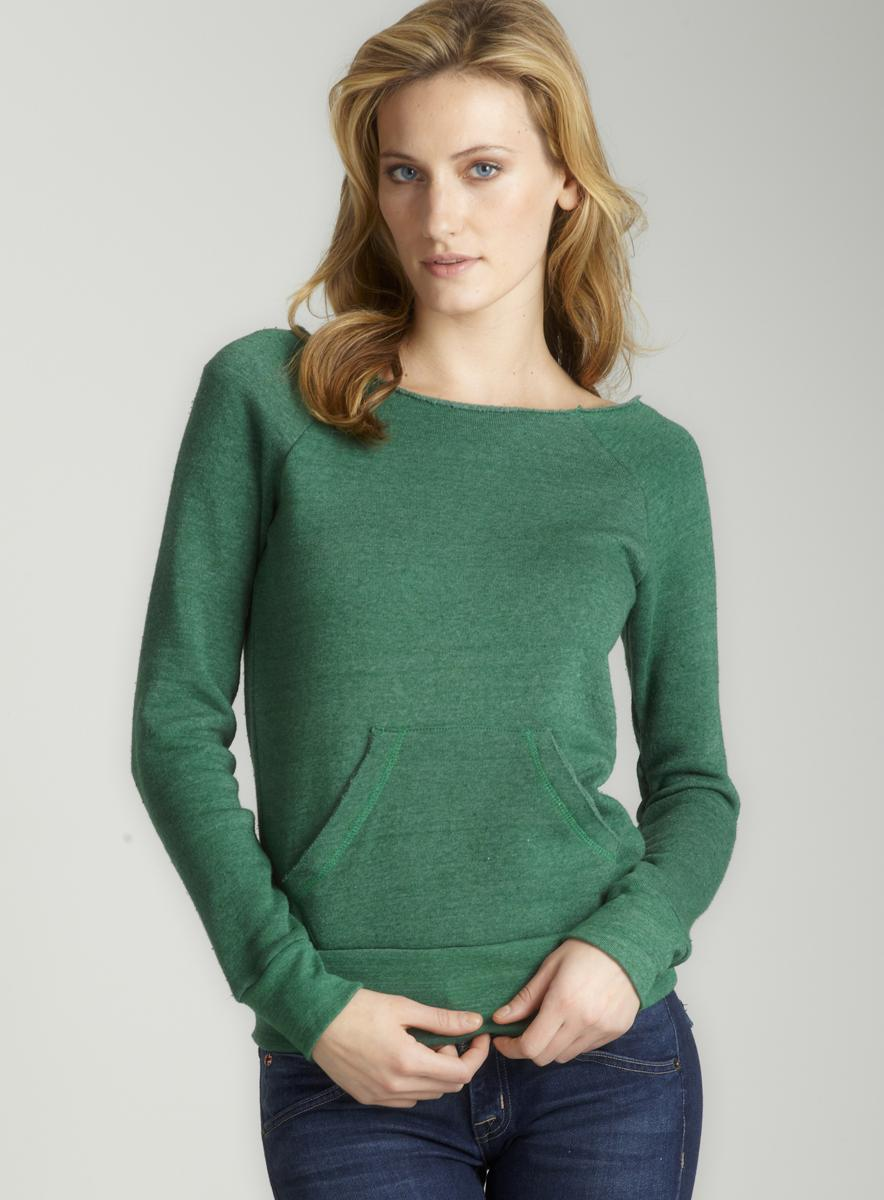 Alternative Evergreen Eco Fleece Sweatshirt