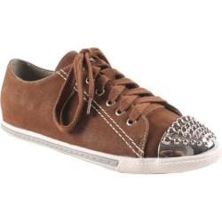 Women's L & C Middie-1 Brown