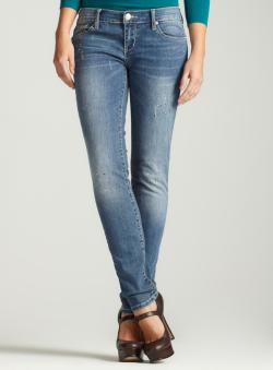 Seven 7 Bliss Skinny W S Back Pkt