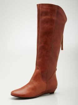 Steven P-Ilana High Shaft Wedge Boot
