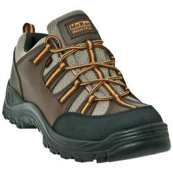 Men's McRae Industrial Steel Toe Met Guard SD Hiker MR83311 Dusty Saddle Leather