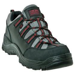Men's McRae Industrial Steel Toe SD Hiker MR83300 Black Leather