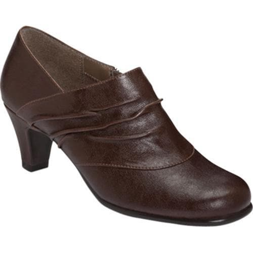 Women's Aerosoles Playback Brown Synthetic