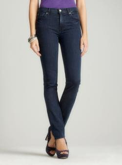 7 For All Mankind The Straight Leg Jean