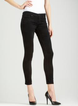 Black Hearts Brigade Black 5-pocket Skinny Pants