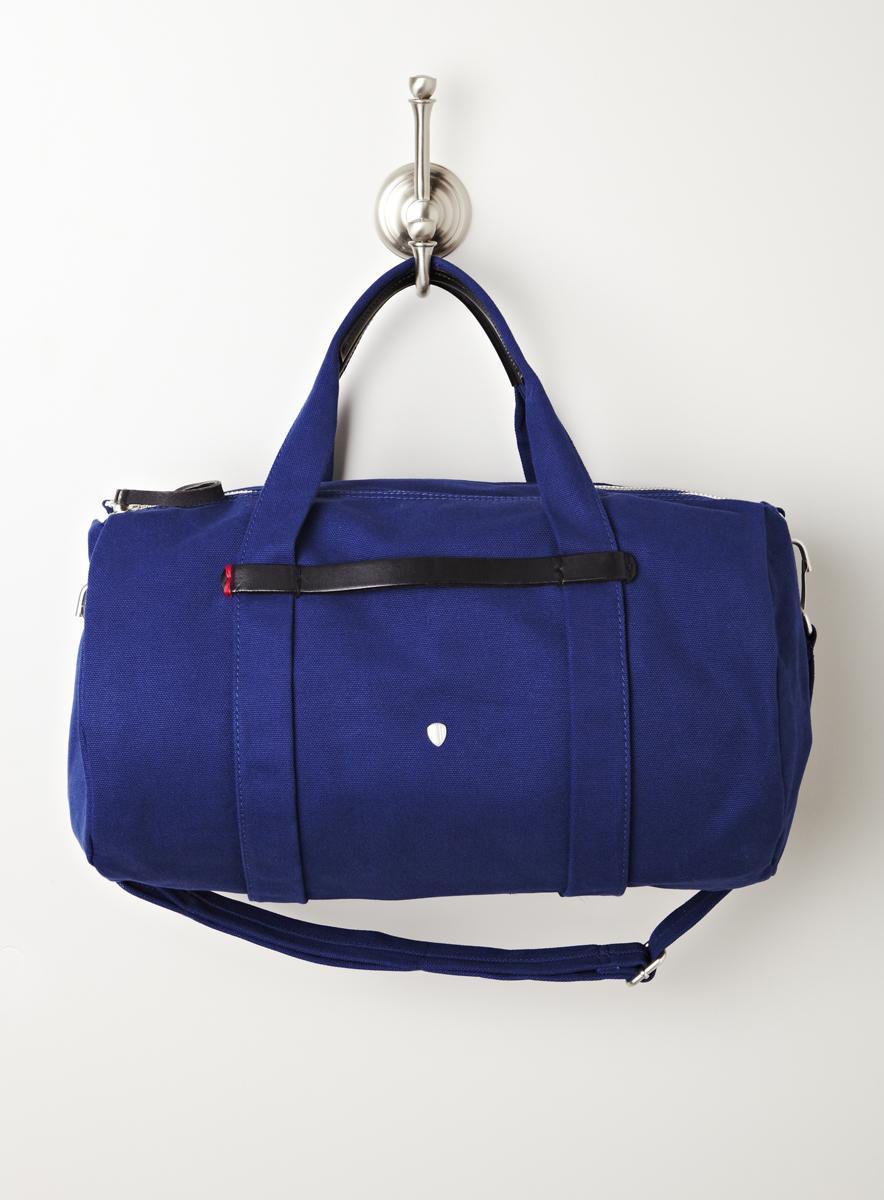 Ben Sherman Sail canvas barrel bag