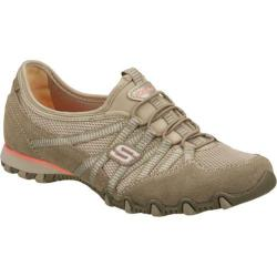 Women's Skechers Bikers Hot Ticket Natural