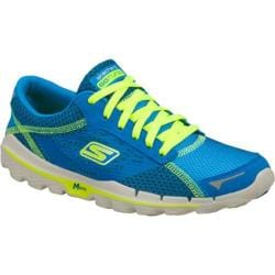 Men&#39;s Skechers GOrun 2 Blue/Yellow