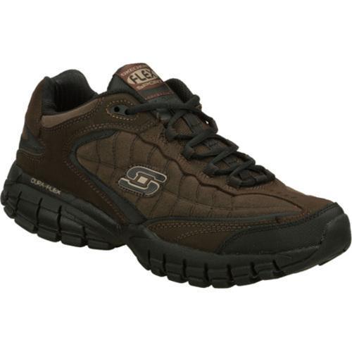 Men's Skechers Juke Outdoors Brown/Black