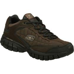 Men's Skechers Juke Outdoors Brown/Black