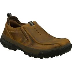 Men's Skechers Padre Macario Brown