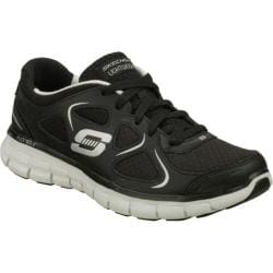 Women's Skechers Synergy High Gear Black/White